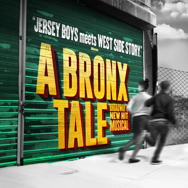 A Bronx Tale Broadway Theatre League