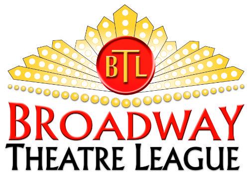 Broadway theatre league logo 2021