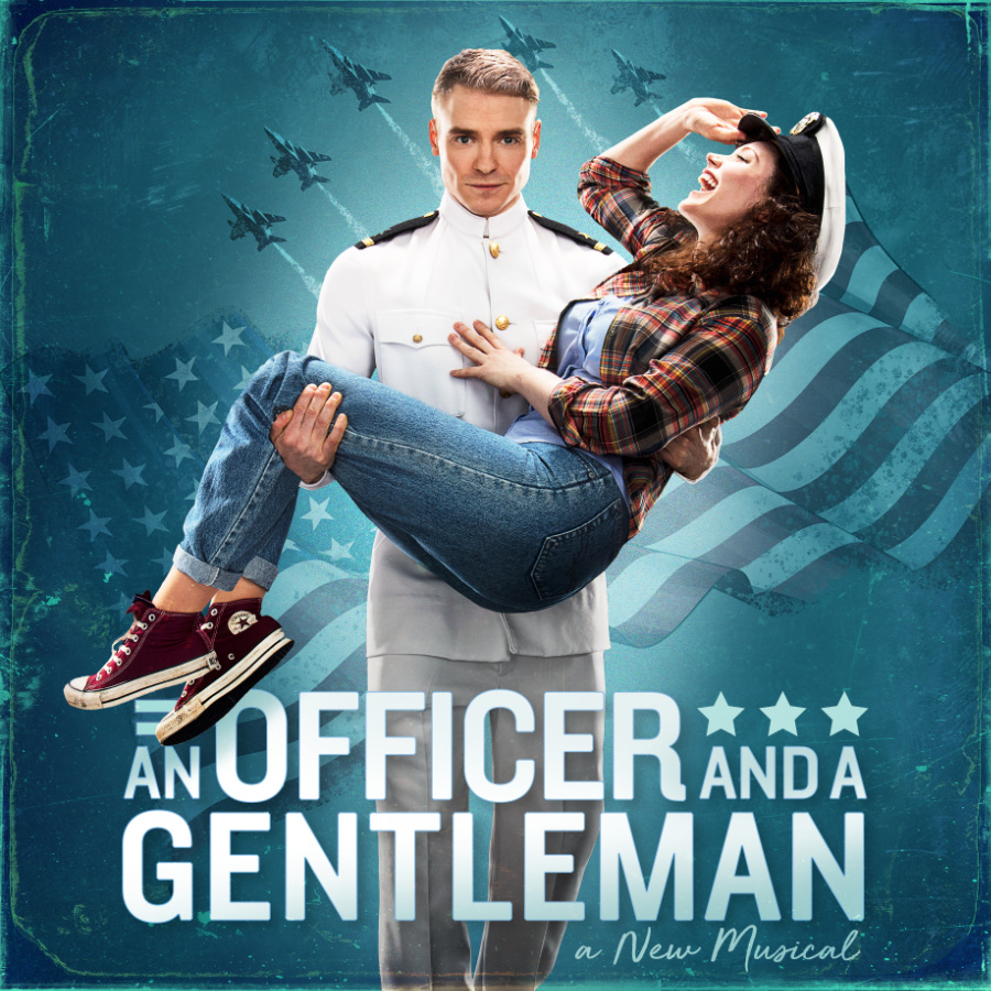 an officer and a gentleman square