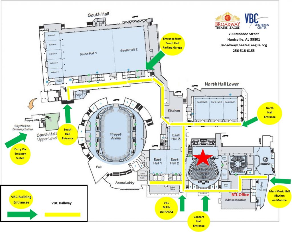 VBC Map - BTL