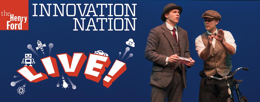 Innovation Nation Live
