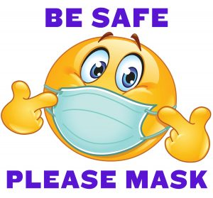 Be Safe Please Mask